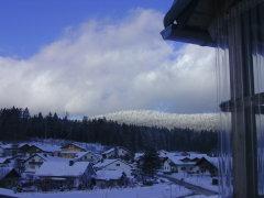 Winteridylle aus dem Bayrischen Wald
